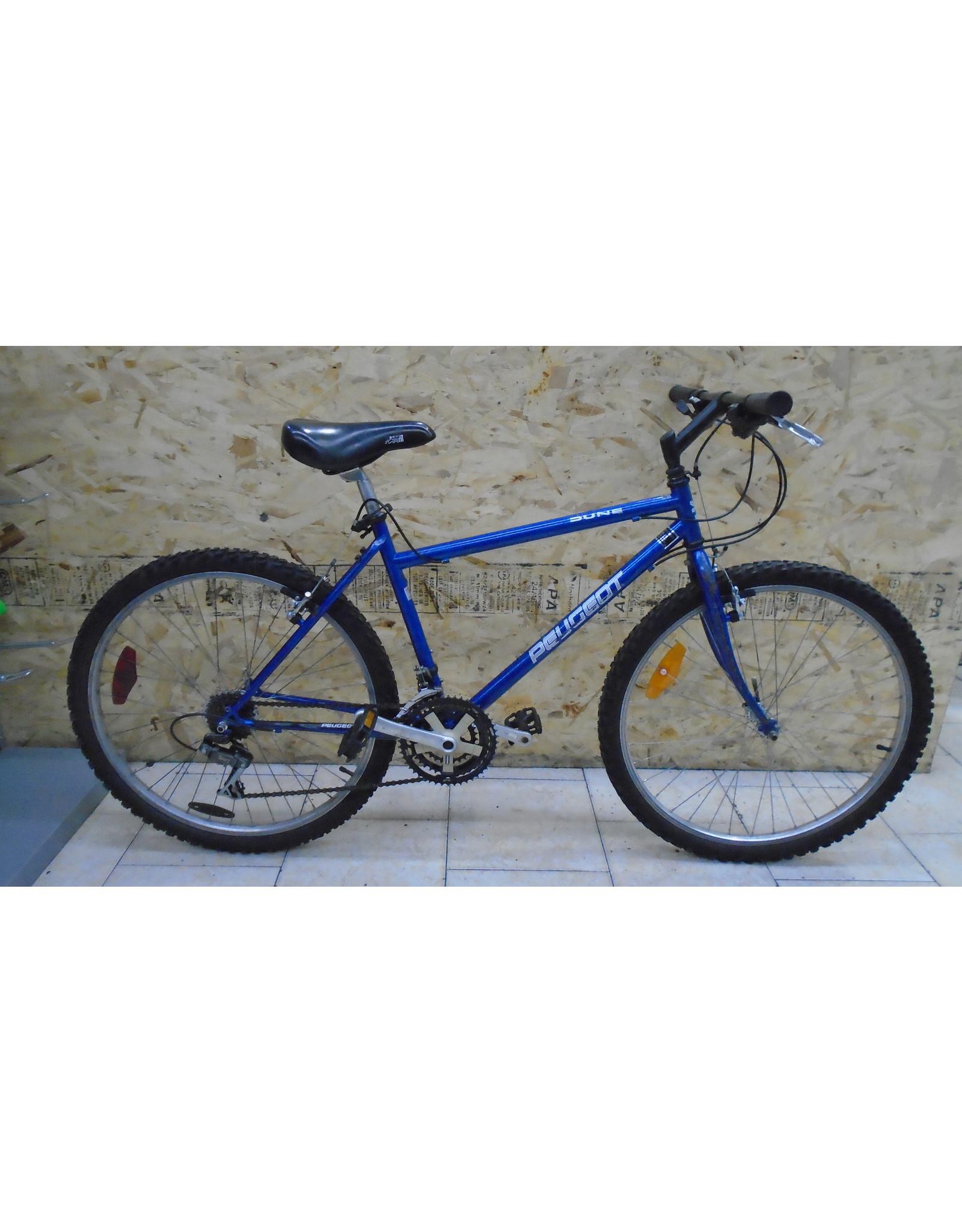 """Vélo usagé de montagne Peugeot 18"""" - 10548"""
