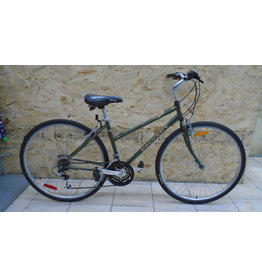 "Vélo usagé hybride Peugeot 17"" - 10540"