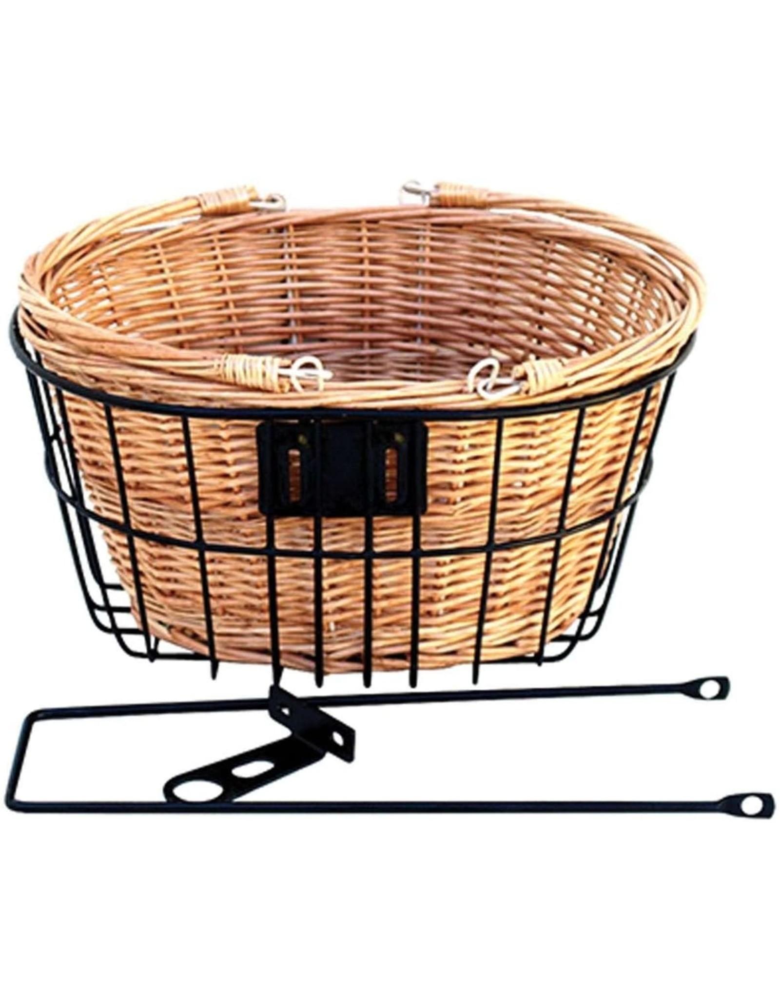 Reid Vintage Front Basket