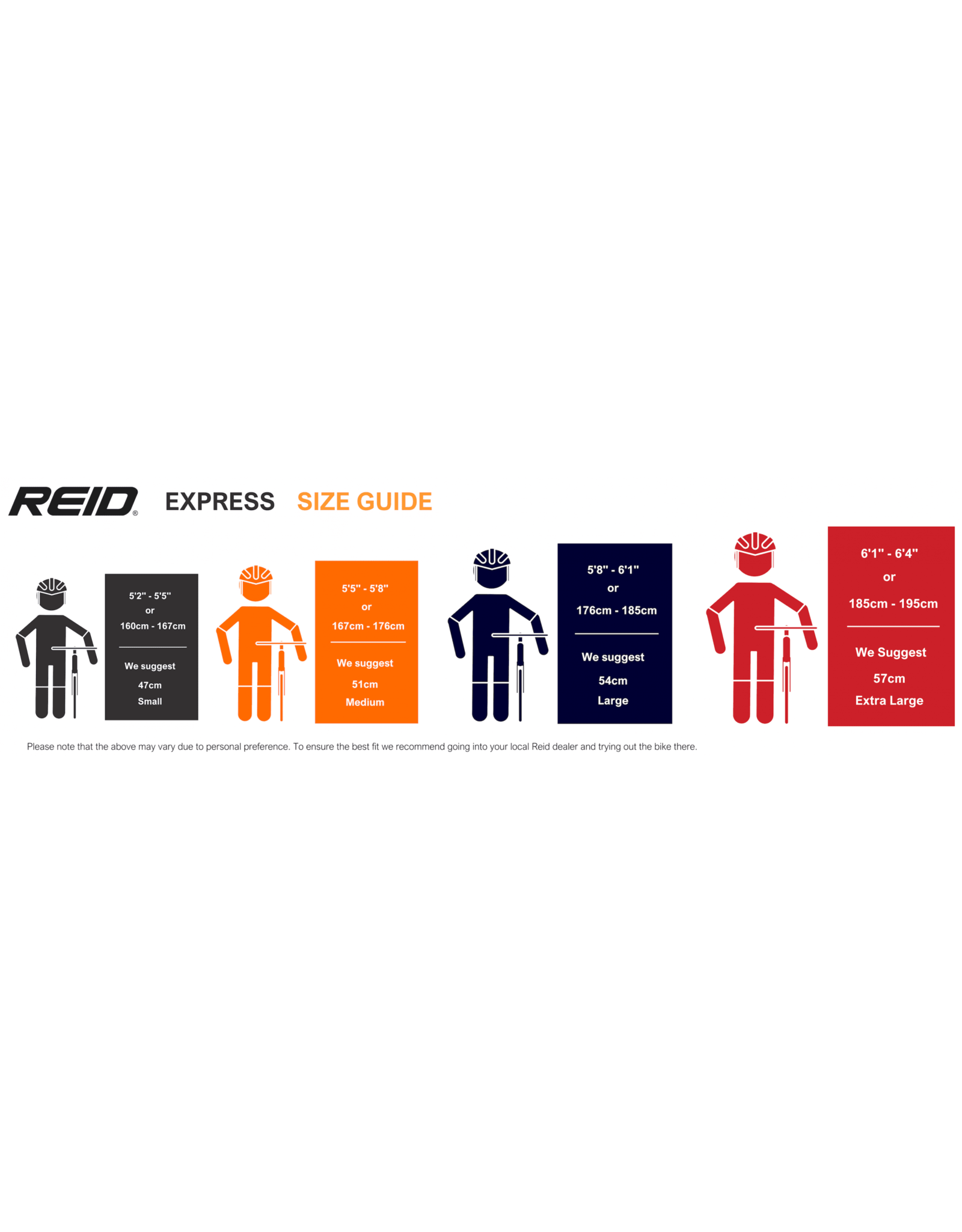 Reid Express