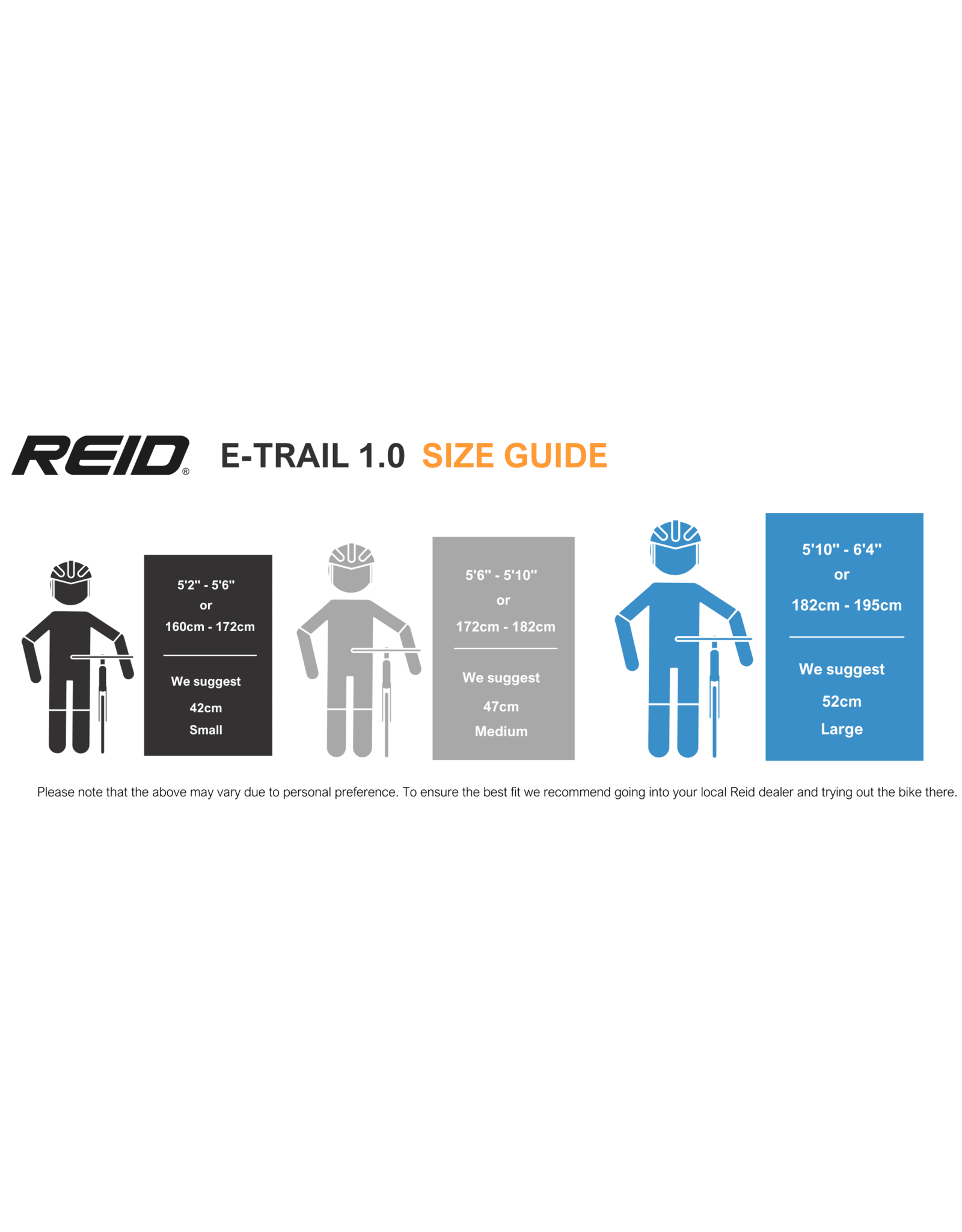 Reid ETrail 1.0