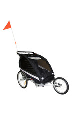 Damco 2 in 1 Traileur Joggeur