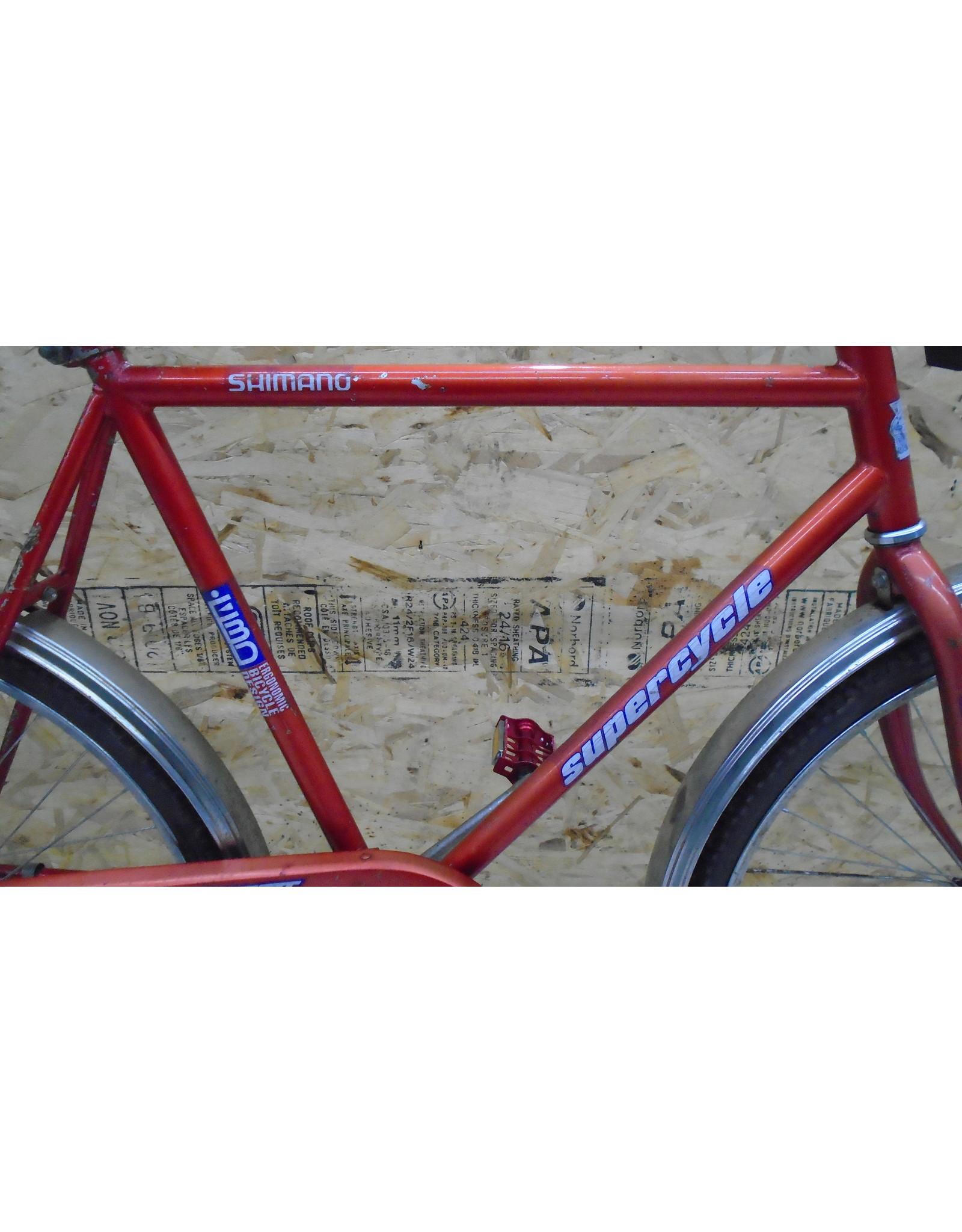 """Vélo usagé de ville Supercycle 21.5"""" - 9804"""