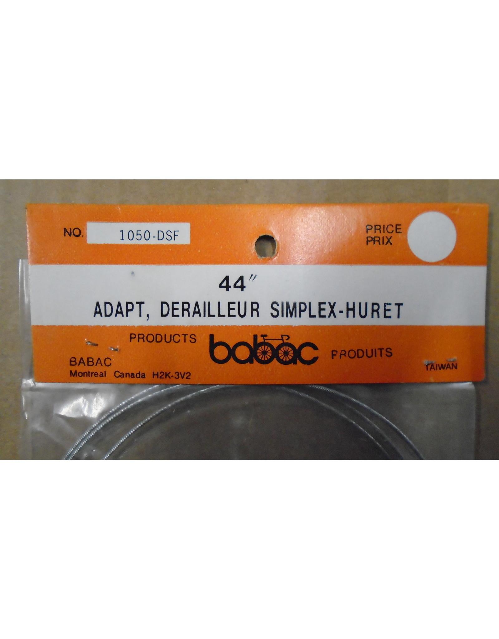 Huret Simplex Simplex - Huret speed cable