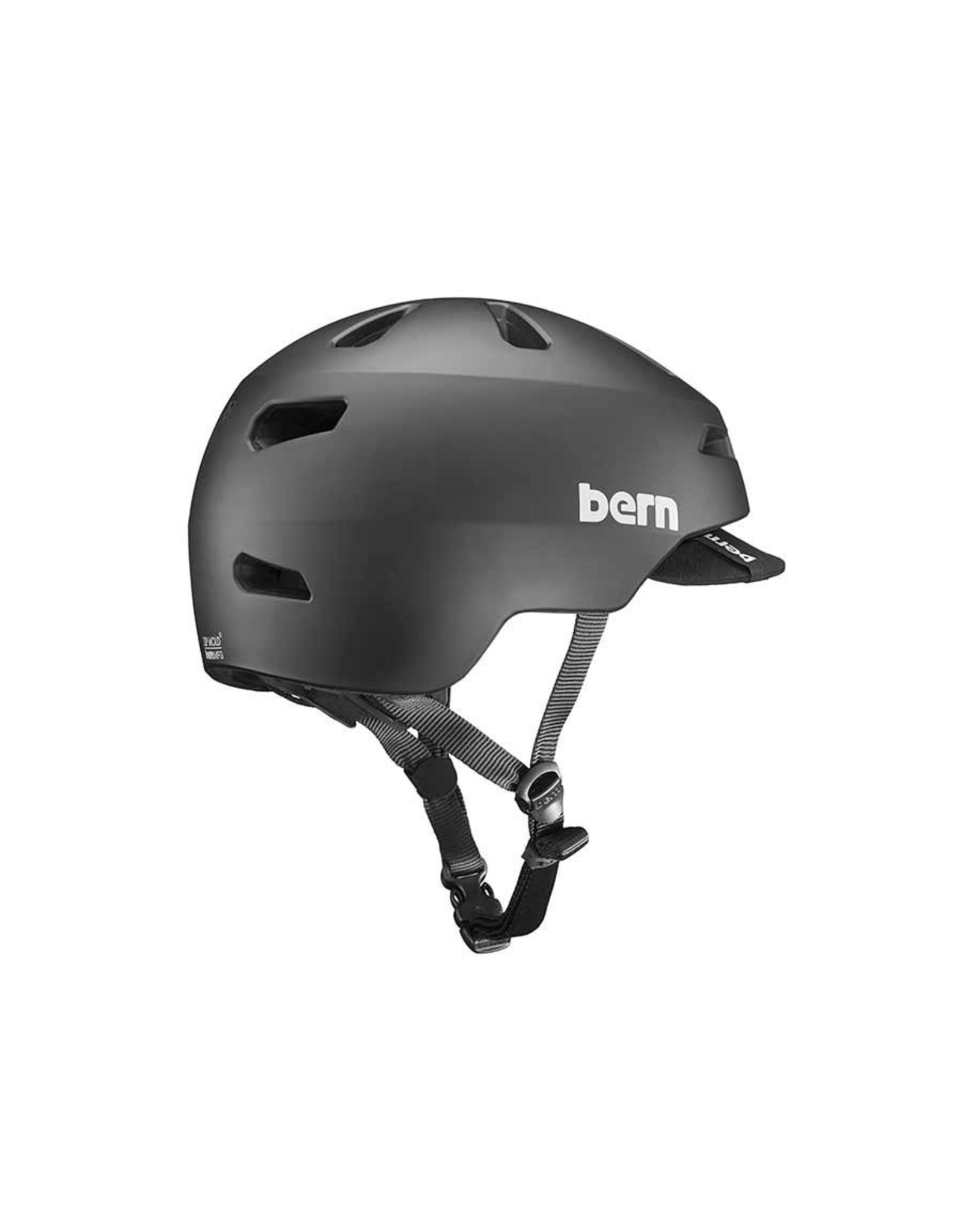 Bern Brentwood 2.0 Noir Mat