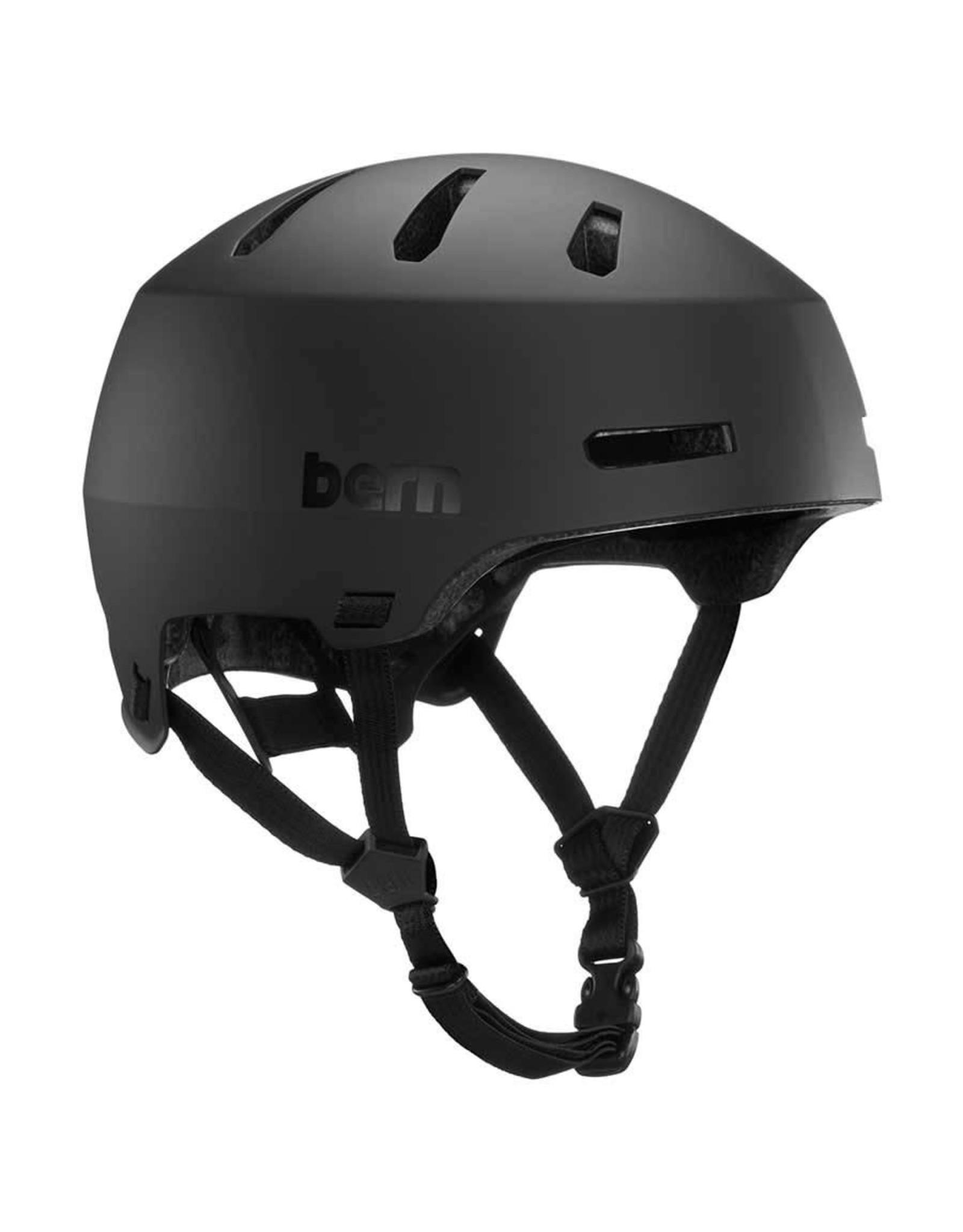 Bern Macon 2.0 MIPS Noir Mat