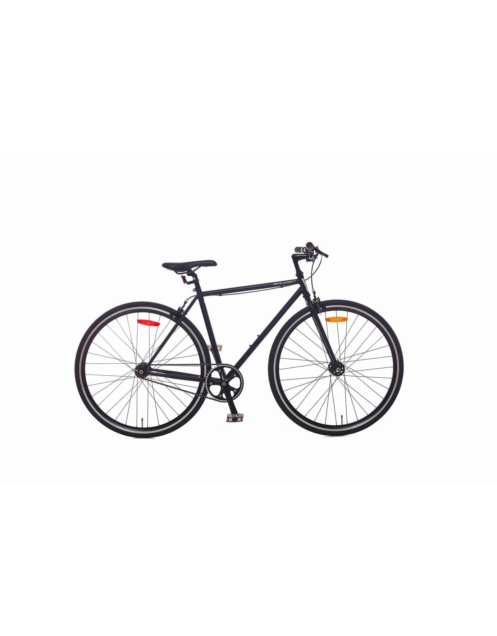 Minelli Fixie Bike / Single Speed - MINELLI Soloist Black