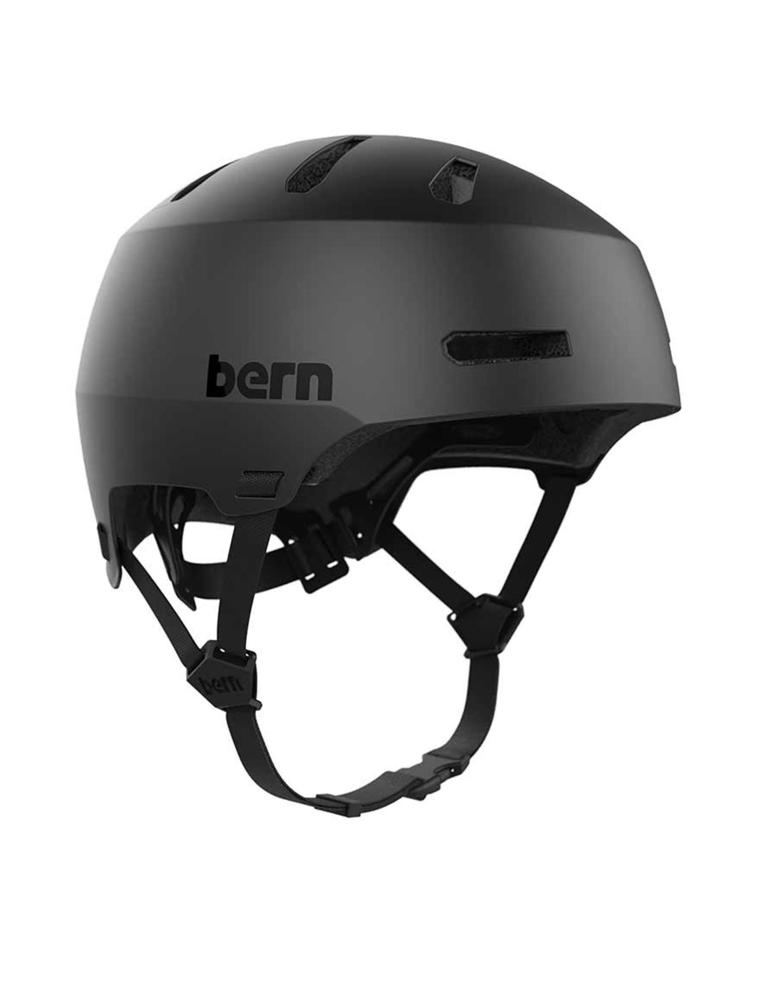 Bern Casque Macon 2.0 Noir Mat