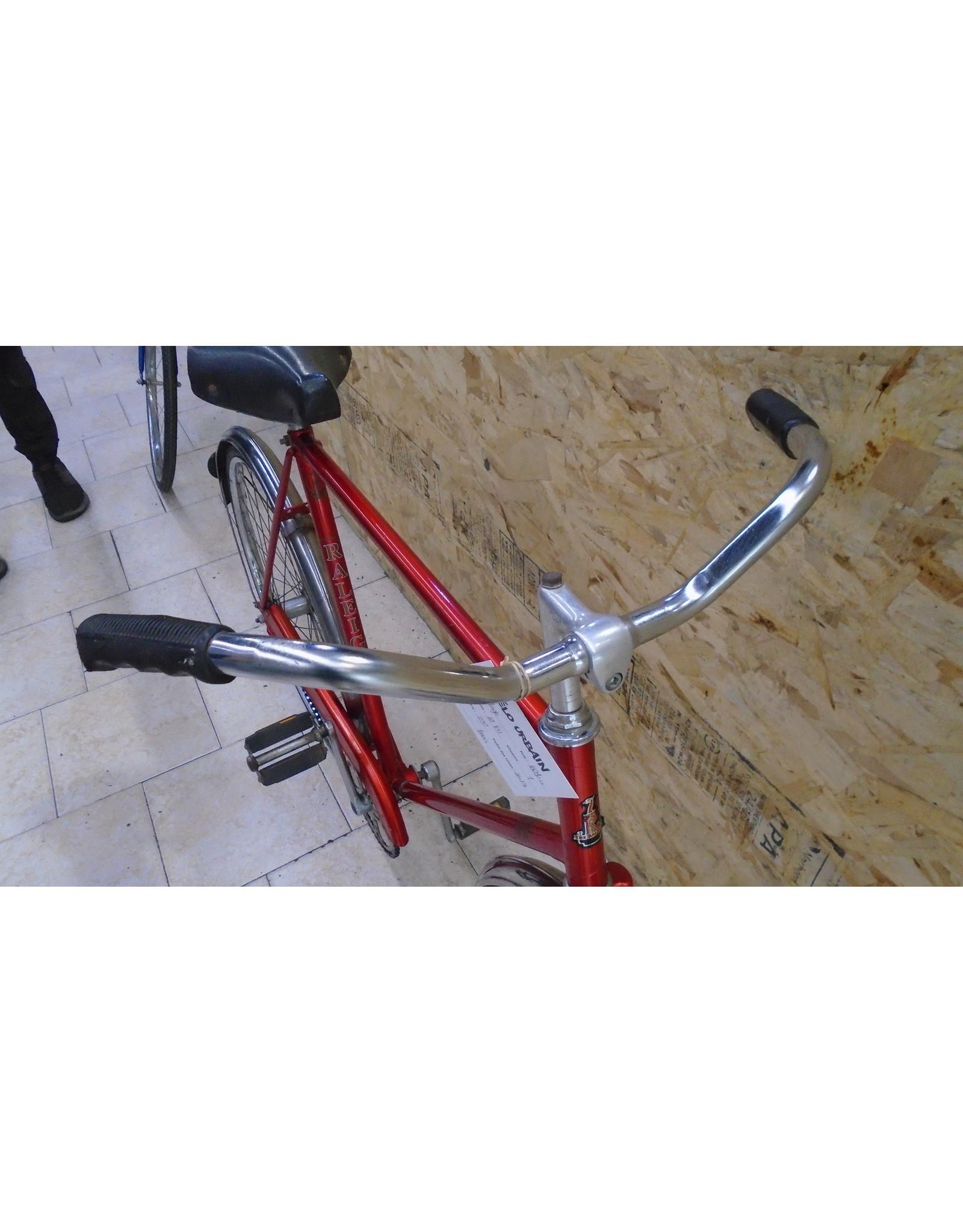 """Vélo usagé de ville Raleigh 23"""" - 10831"""