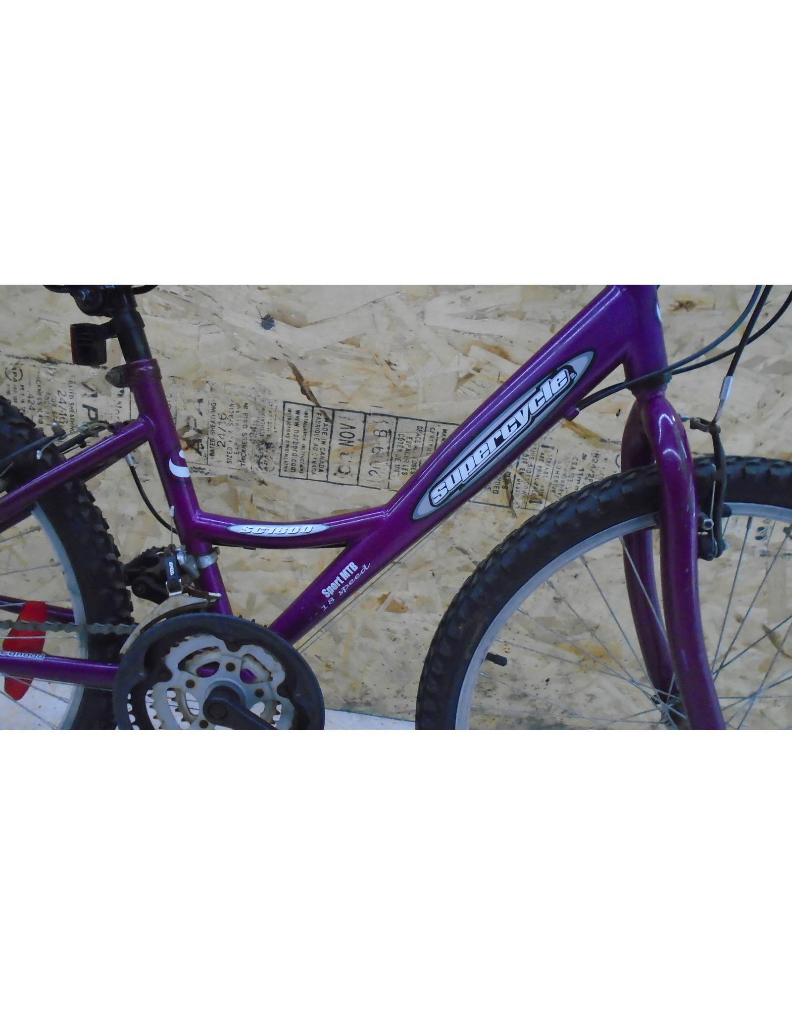 """Vélo usagé pour enfants Supercycle 24"""" - 10886"""