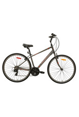 Minelli Vélo Hybride - MINELLI Silhouette Homme Noir/Argent