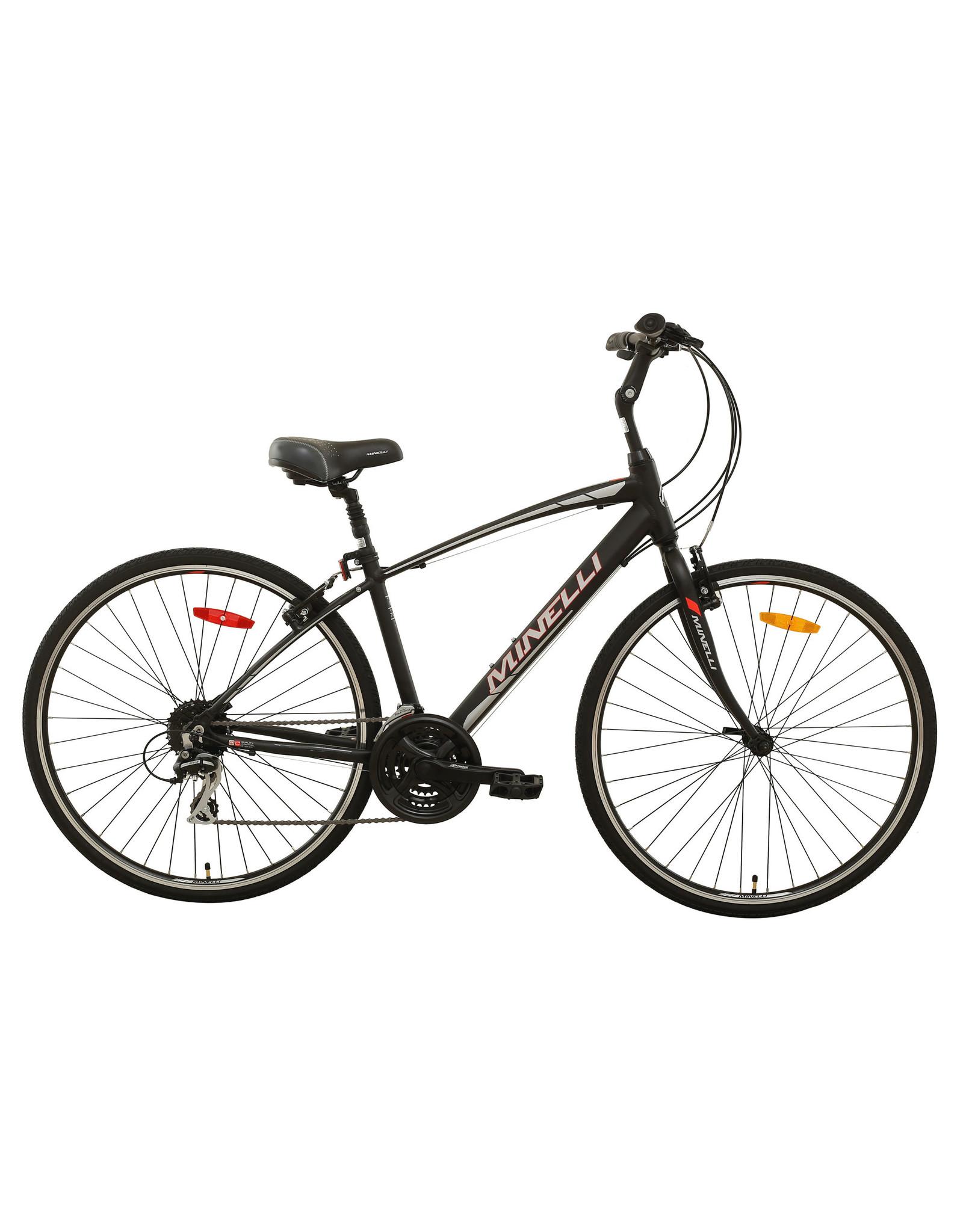 Minelli Vélo Hybride - MINELLI Promenade Homme