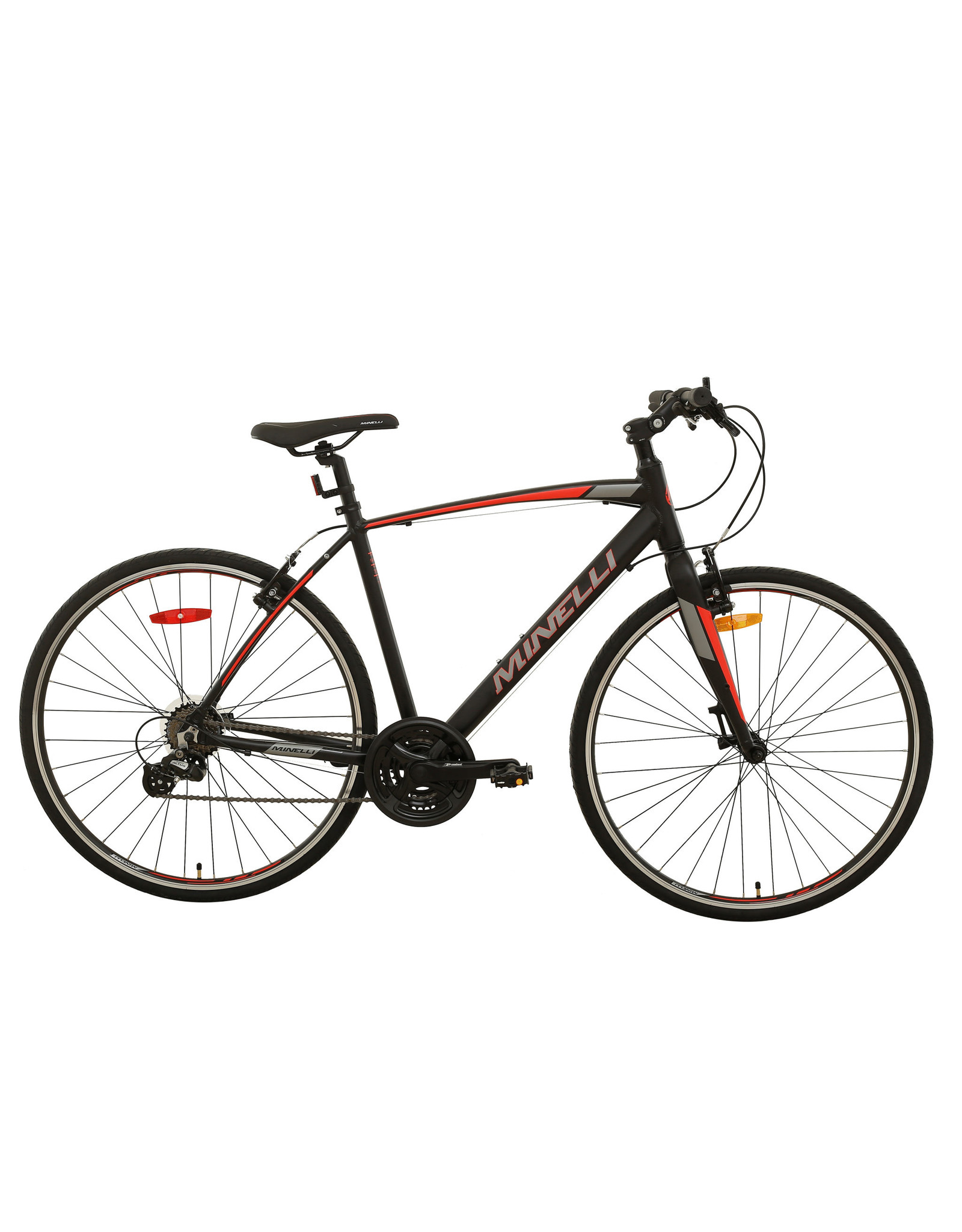 Minelli Hybrid Bike - MINELLI Performance 1