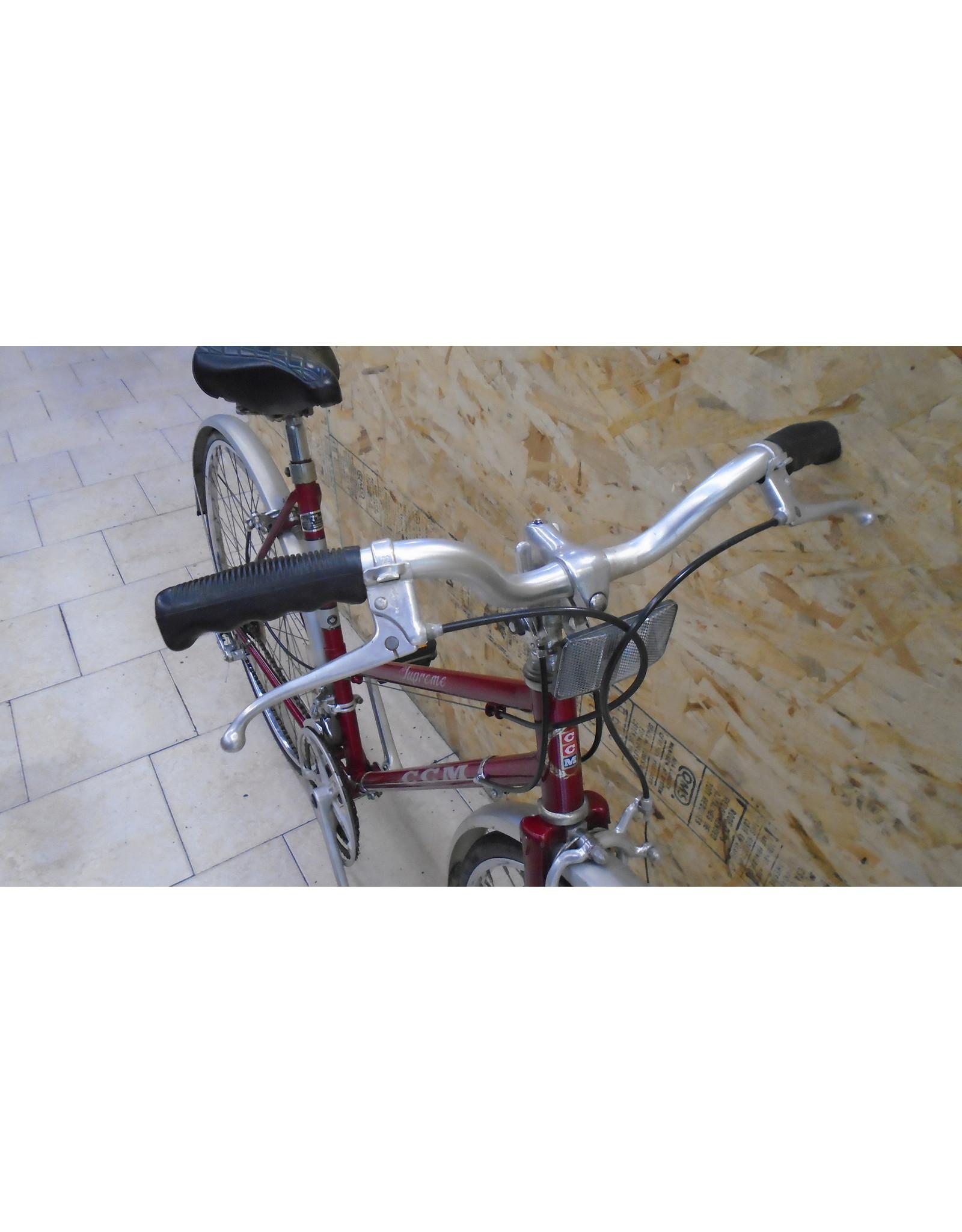 """Vélo usagé de ville CCM 20""""  - 11093"""