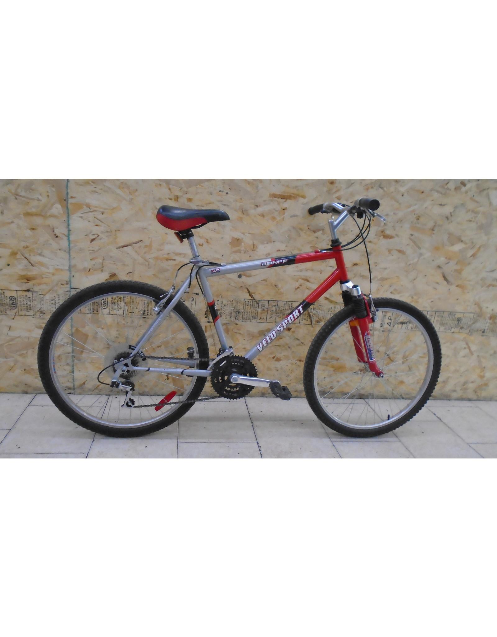 """Vélo usagé de montagne Vélosport 19.5"""" - 10960"""