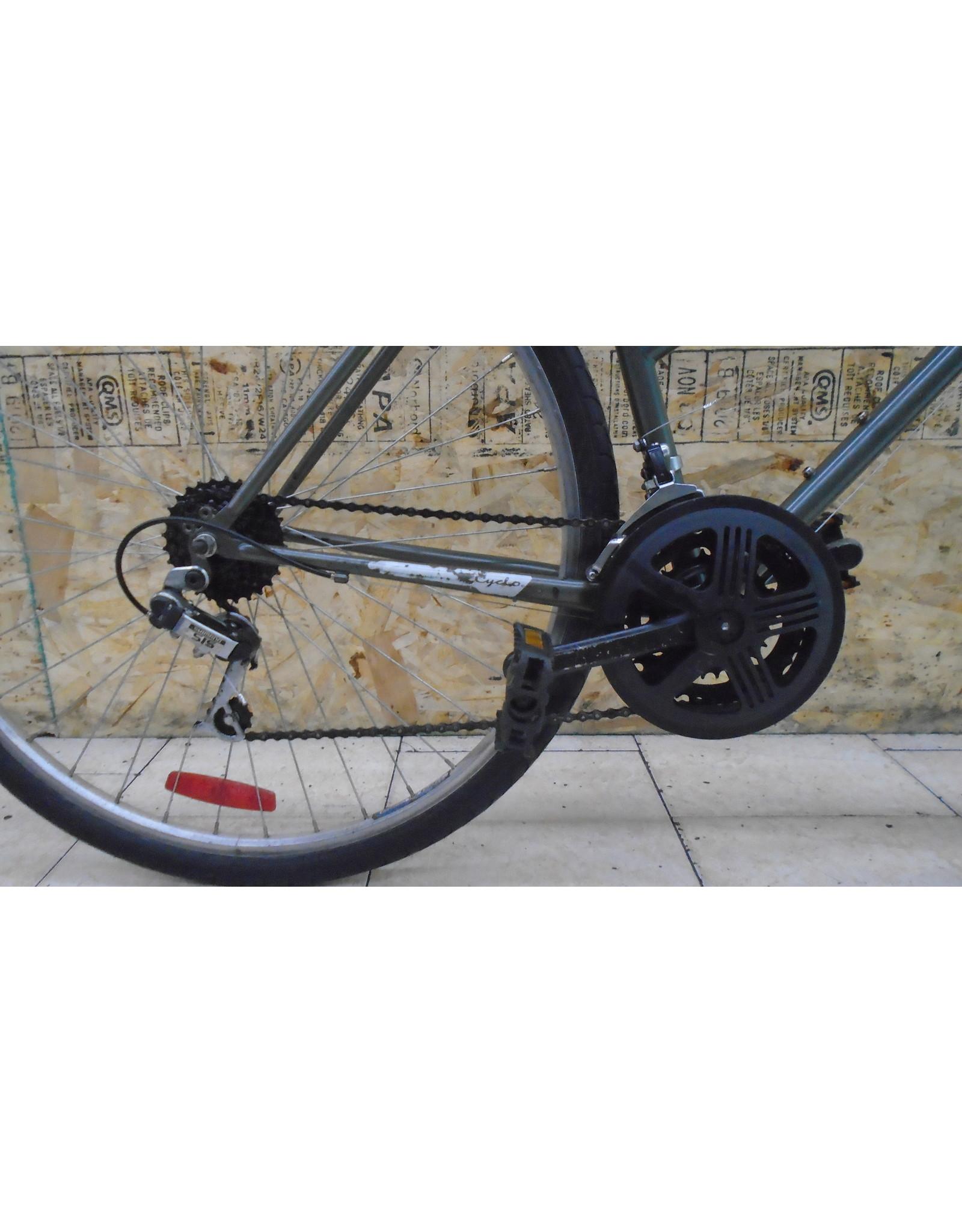 """Vélo usagé hybride Cyclo 19"""" - 11231"""