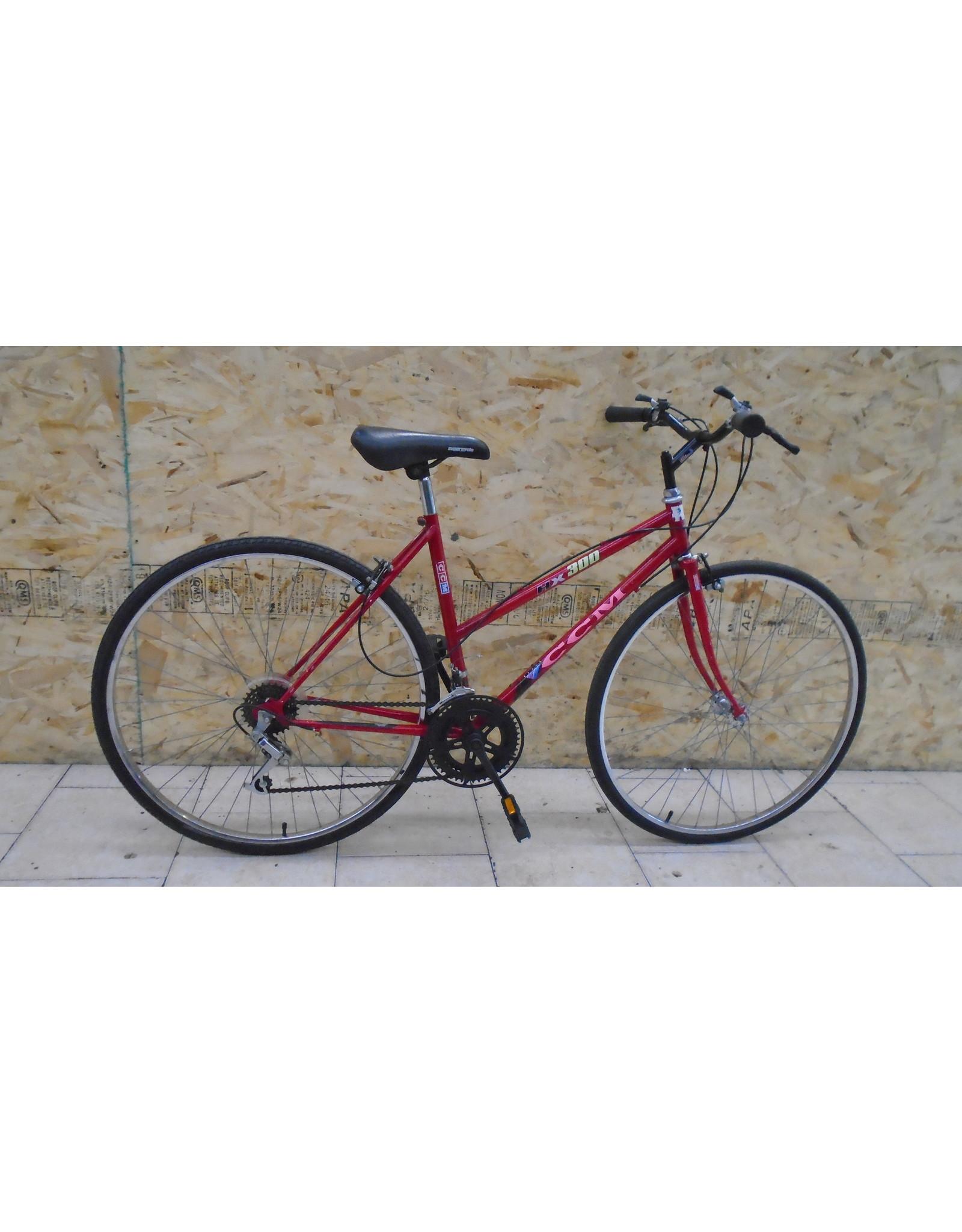 """Vélo usagé hybride CCM 19"""" - 11097"""