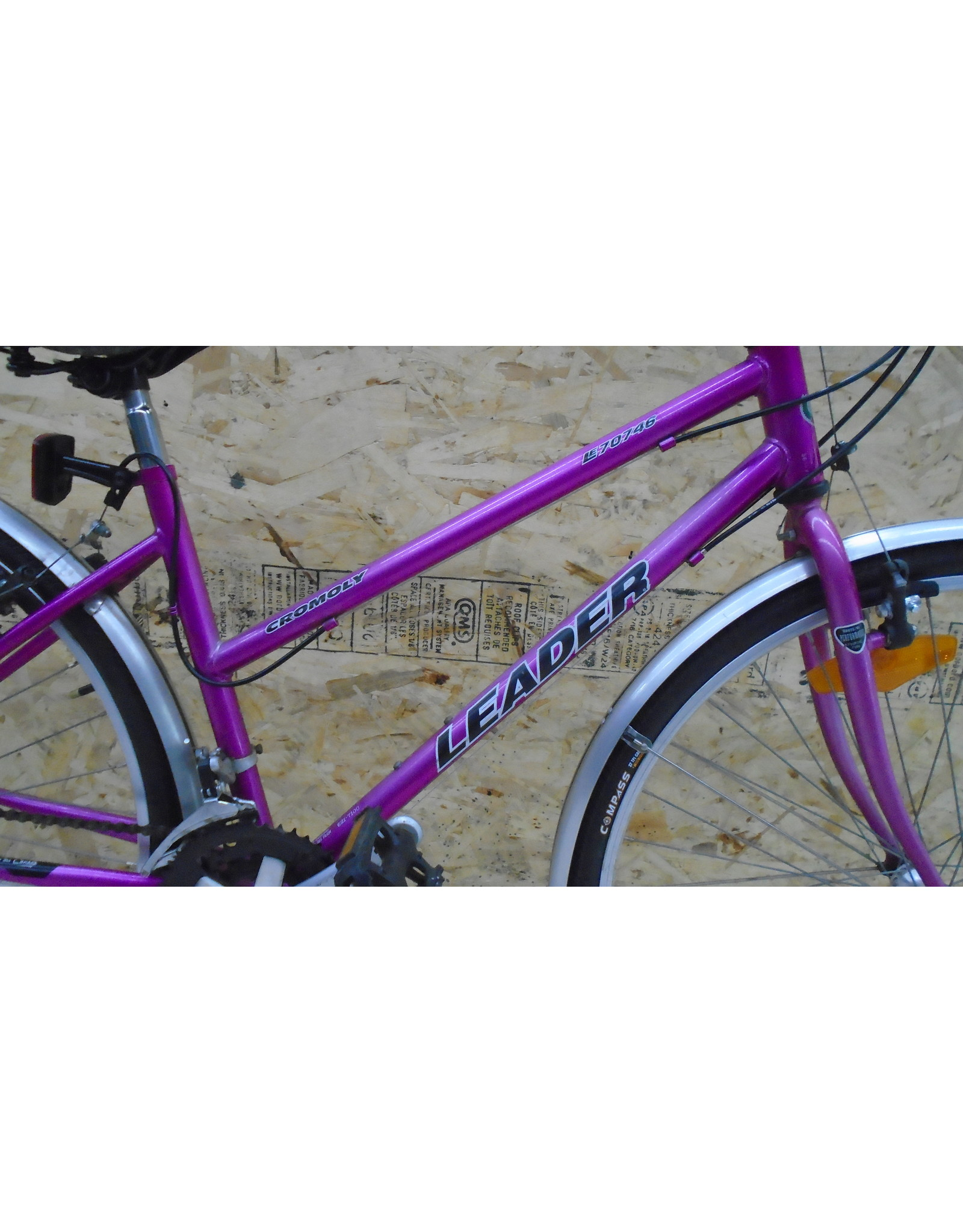 "Vélo usagé hybride Leader 16"" - 11268"