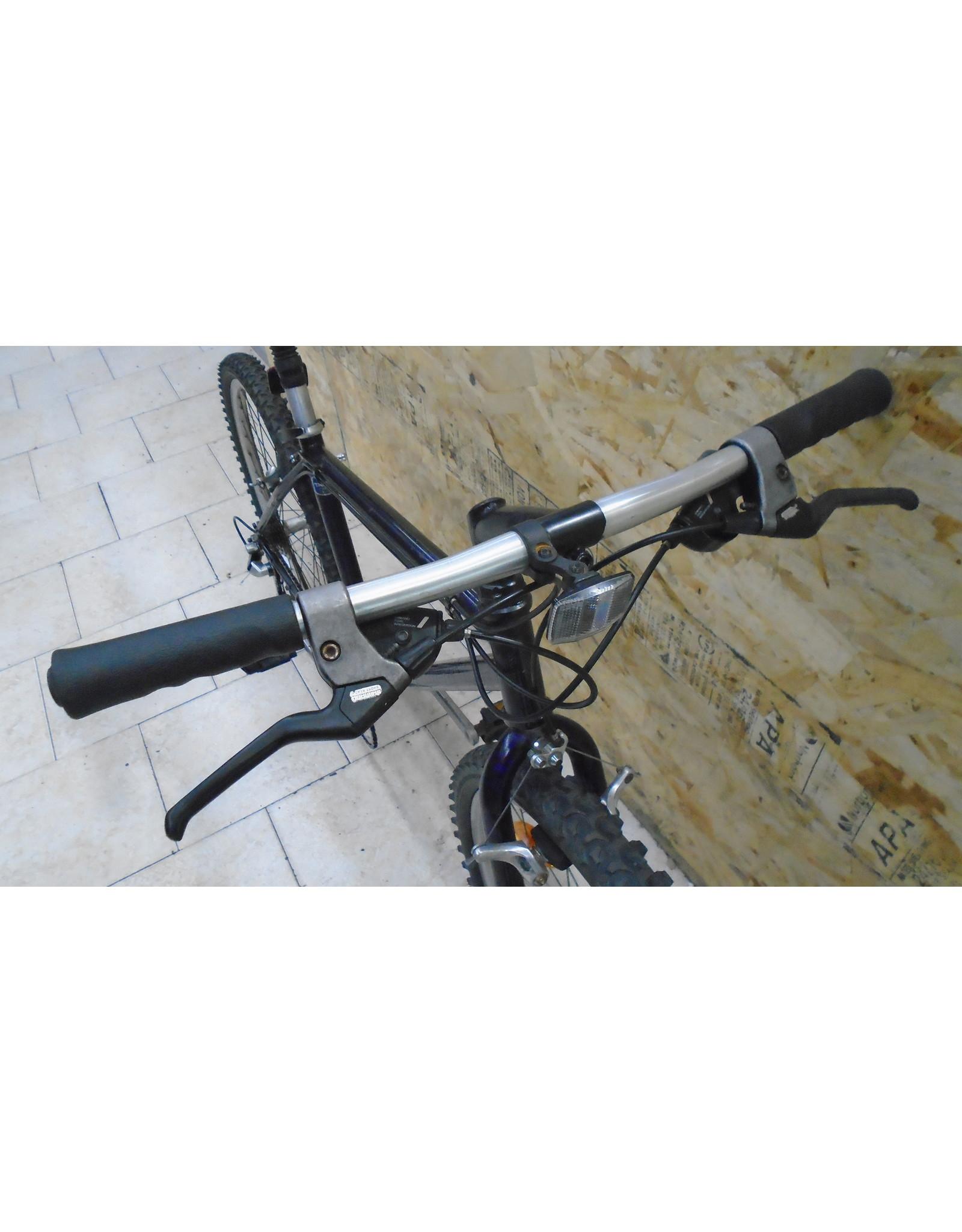"""Vélo usagé de montagne Poliquin 17"""" - 11275"""