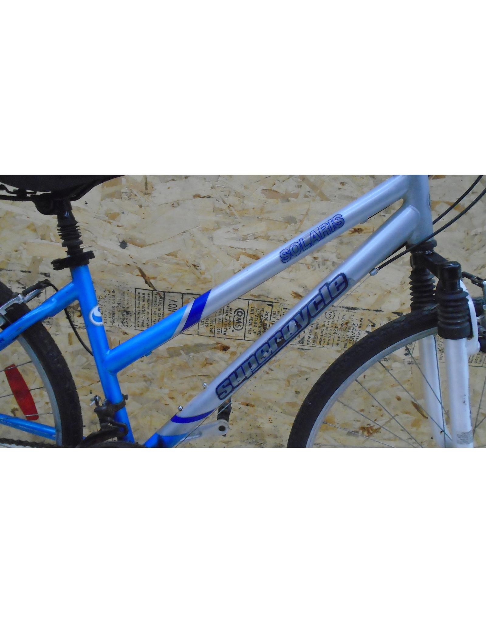 "Vélo usagé hybride Supercycle 16"" - 10916"
