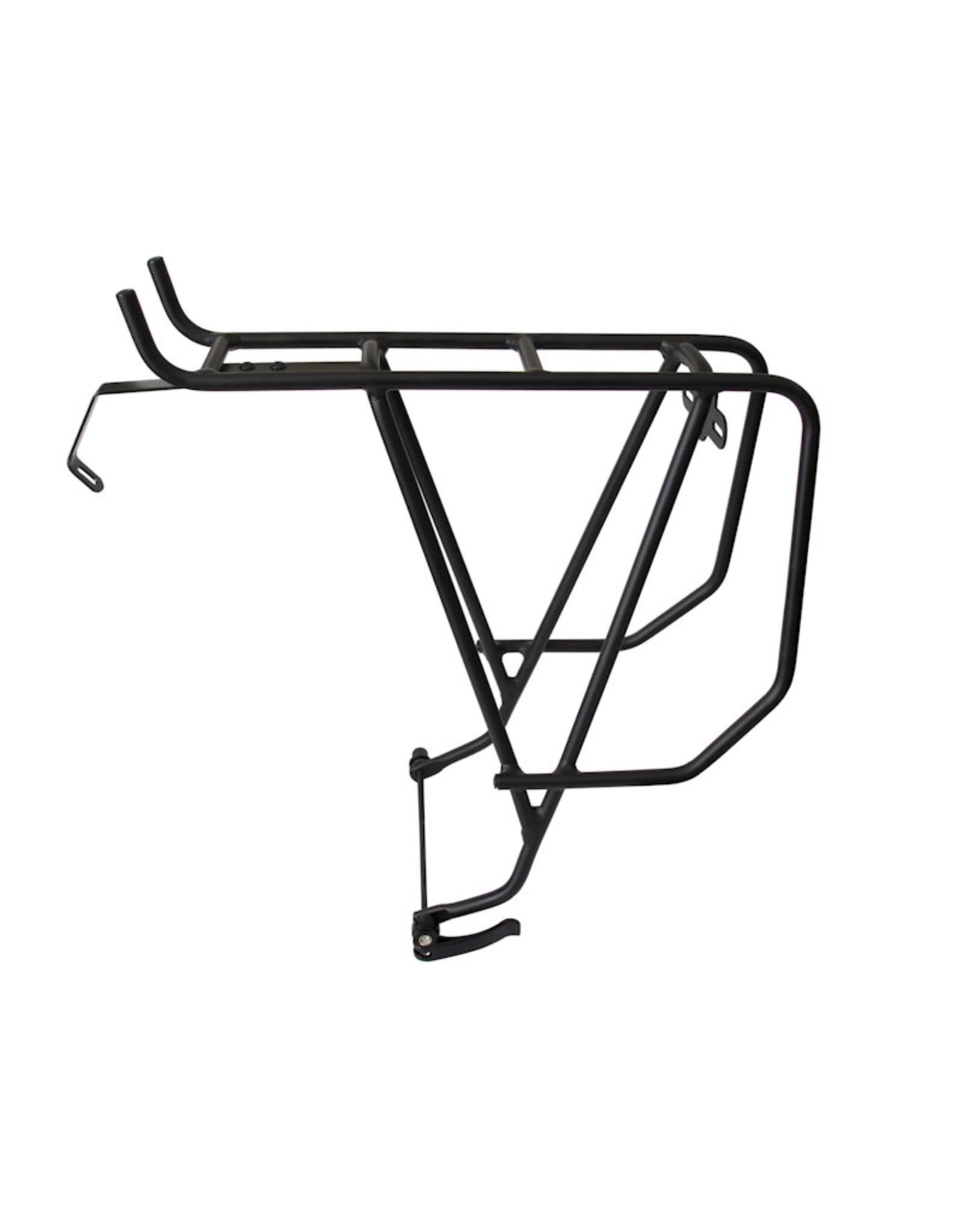 Damco Porte-Bagage pour vélo de route Alliage Noir