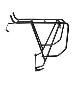 Damco Black Alloy Road Bike Luggage Rack