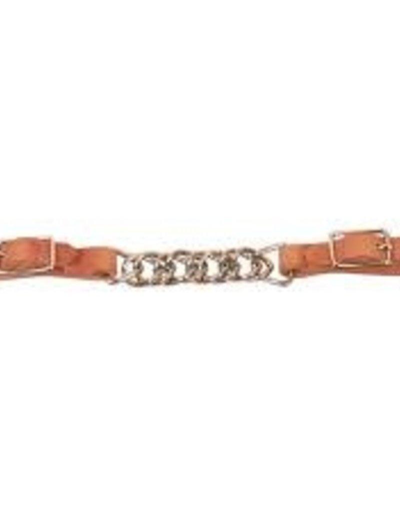 Schutz Curb Chain SS Twisted 1/2 HL