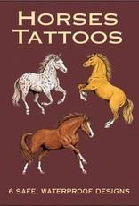 Chick Saddlery Horse Tattoos