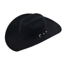 Burns Saddlery Pure Beaver Cowboy Hat