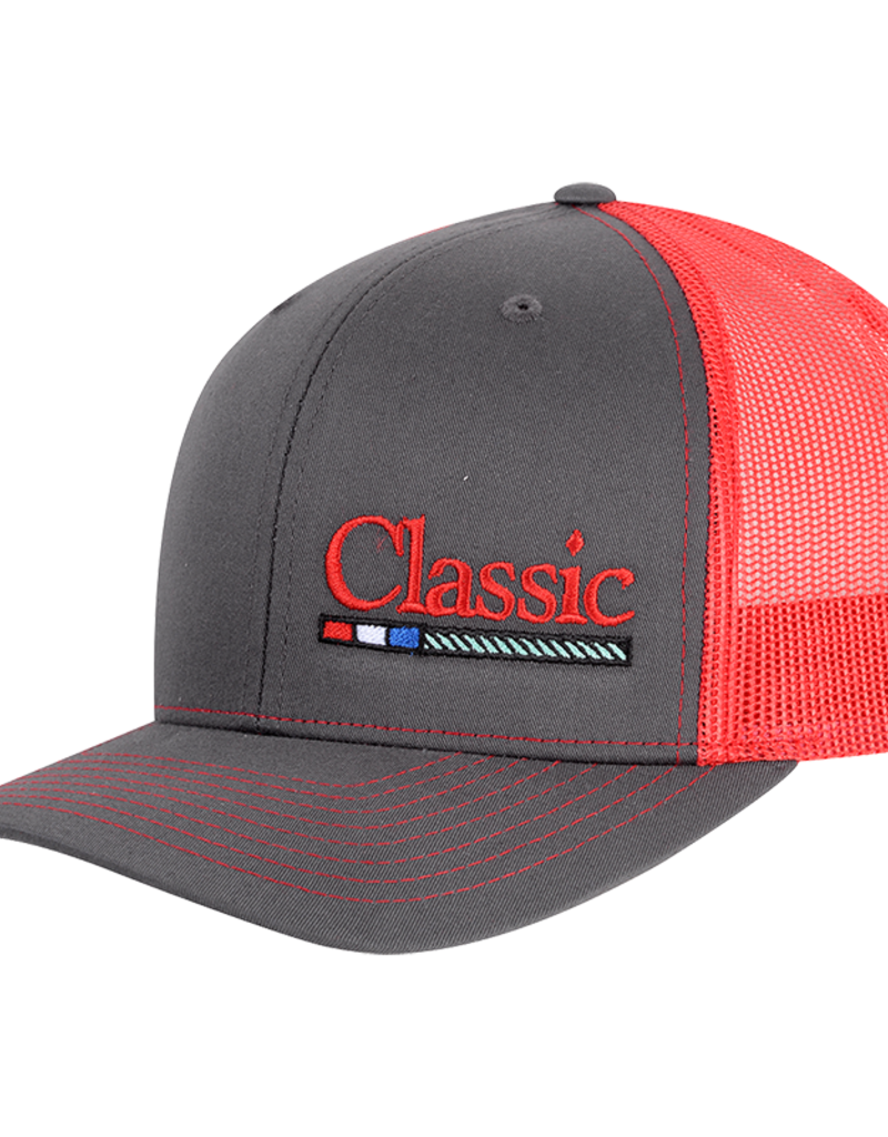 CLASSIC Snapback Red