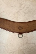 """MARTIN 4"""" Rough Out Steer Roper Breast Collar"""