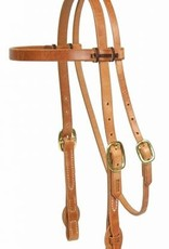 Professional's Choice Headstall Brow/Quick Change