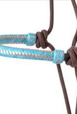 CLASSIC Rope Halter w/Rawhide