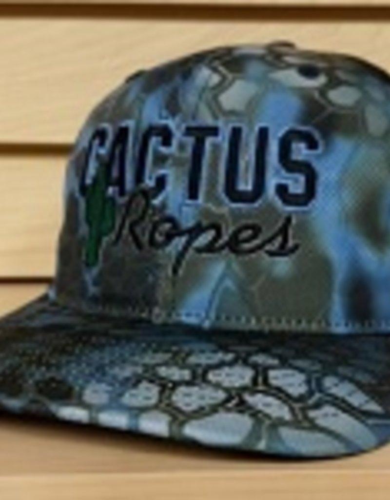 Cactus Cactus Ropes Snap Back Caps