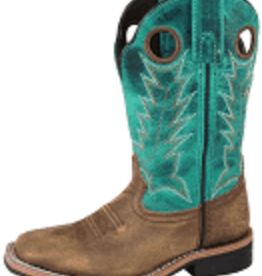Smoky Mountain Boots Smoky Mountain Boots Jesse Brown Distress/Turquoise