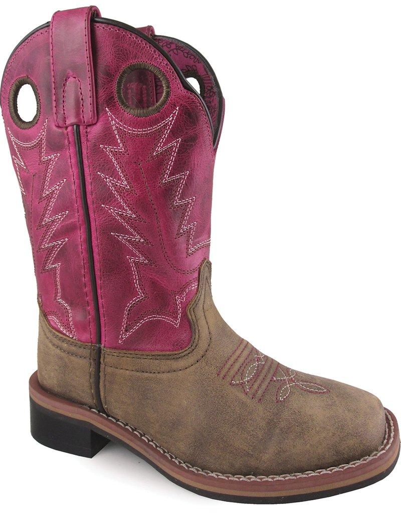 Smoky Mountain Boots Smoky Mountain Boots Tracie Brown Distress/Pink Distress