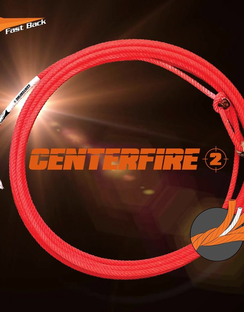 Fast Back Centerfire2 Head Rope