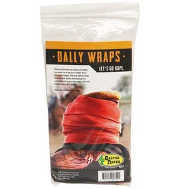 Cactus Dally Wrap Red
