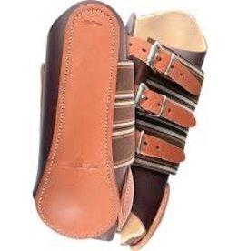 Classic Equine Leather Splint Boot