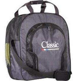 CLASSIC Super Deluxe Rope Bag Chevron Black