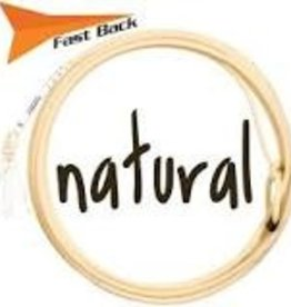 Fast Back Natural Head Rope XS