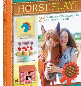 Chick Saddlery Horse Play Craft & Activity Book