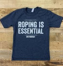 Go Rope Roping Is Essential T-shirt