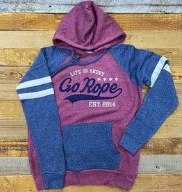 Go Rope Women's Varsity Hoodie