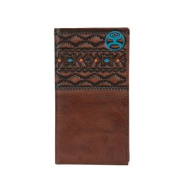 Hooey Rodeo Wallet Aztec Stripe