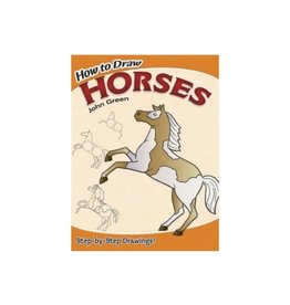 Chick Saddlery How to Draw Horses Book