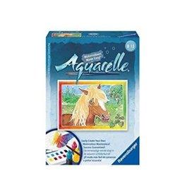 Chick Saddlery Aquarelle Mini Horse Watercolor Paint Kit
