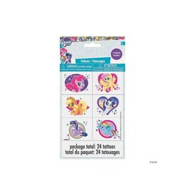 Oriental Trading My Little Pony Tattoos