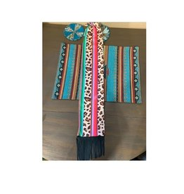 Rosie Stitches Tail Bags w/fringe