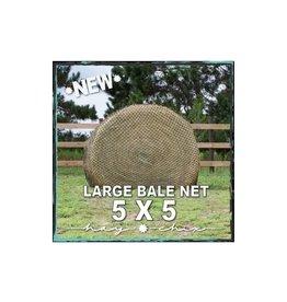 "Hay Chix Hay Chix Large Bale Net 5' 1 3/4"" Slow Feed"